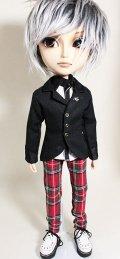 黒ジャケット/テヤンサイズ【受注販売商品】