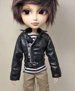 画像1: ライダースジャケット(カラーチョイス)/テヤンサイズ【受注販売商品】